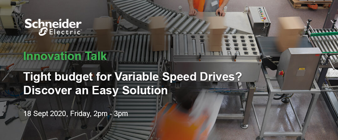 Schneider Electric Variable Speed Drive Seminar