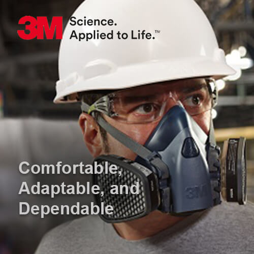 3m Reusable Respirators Featured