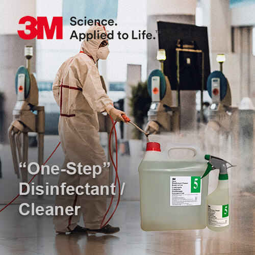3M™ Quat Disinfectant Cleaner