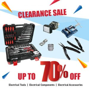 Clearance Sales Nov-Dec 2020