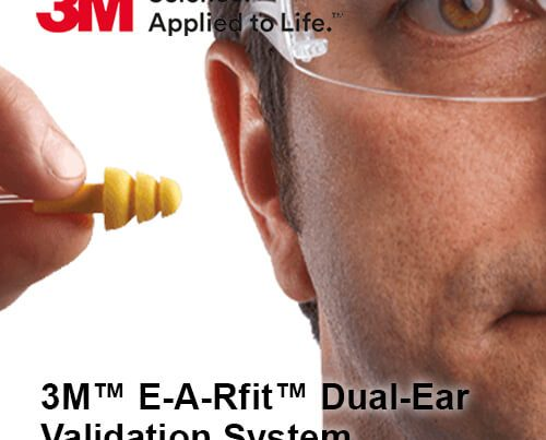 3M™ E-A-Rfit™ Dual-Ear Validation System