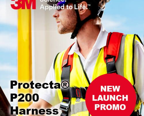 3M Fall Protection - Protecta P200 Harness Promotion